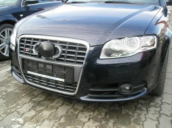 Radar in Audi eingebaut