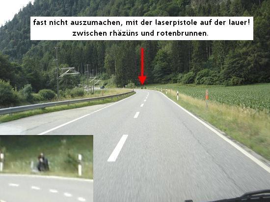 Radar – Rhäzüns / Rotenbrunnen