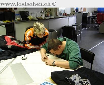 GRischa Biker Forum T-Shirt drucken bei Atelier-Creativ