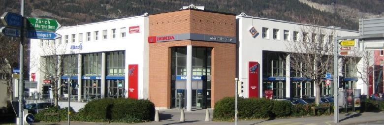 Neueröffnung im Hondacenter Motorbike und Schattenburg-Besuch mit…