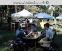 Riesen Waldfest in Domat/Ems