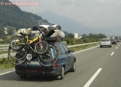 Ferienreisende