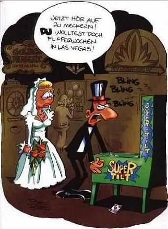 Der Hochzeitstag und seine Bilder.
