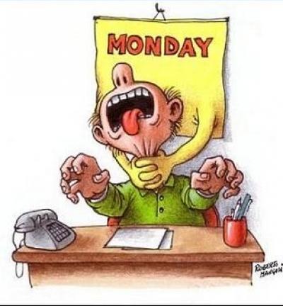 Immer wieder Montag