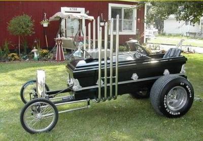 Das Sarg Auto