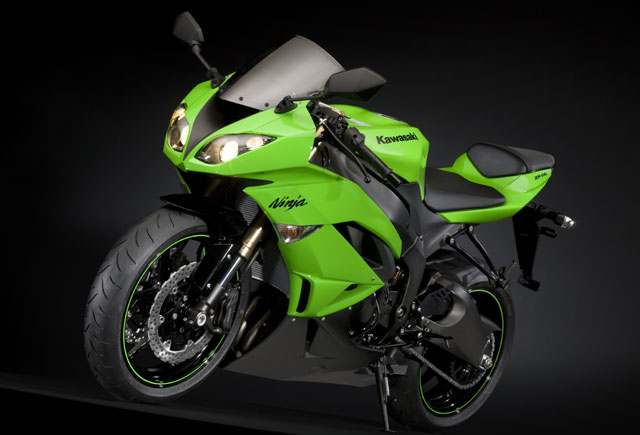 Die neue Kawasaki Ninja 600er