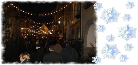 Feldkircher Weihnachtsmarkt & Riesenschnitzelessen in der Schattenburg