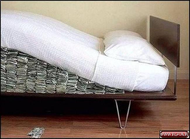 Mein neues Bett