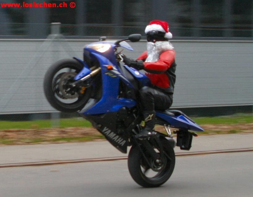 Der Samichlaus – Weihnachtsmann ist unterwegs