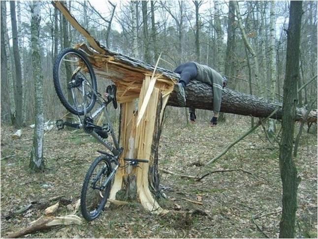 Kleiner Unfall