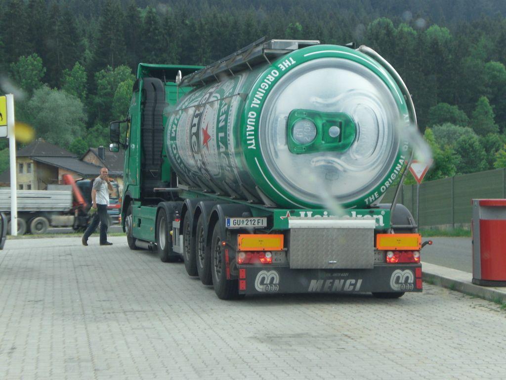 Eine Dose Bier