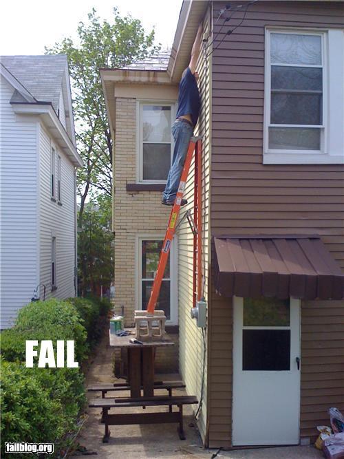 Arbeit ist nicht immer sicher!