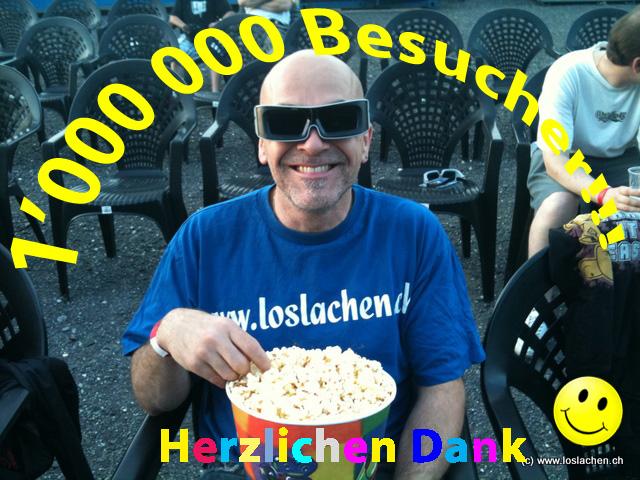 Eine Million, 1'000'000