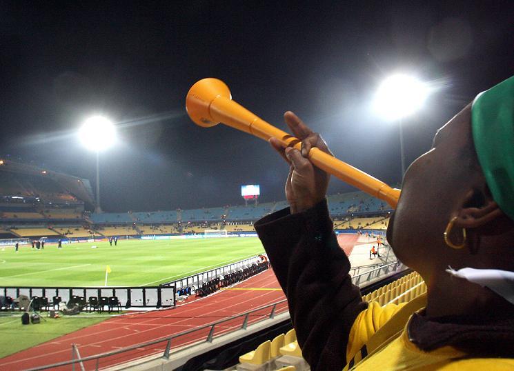 Der wahre Ursprung der Vuvuzela! Igitt!!!