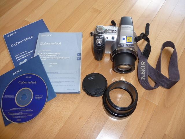 Sony DSC-H5 ab Fr.1.-