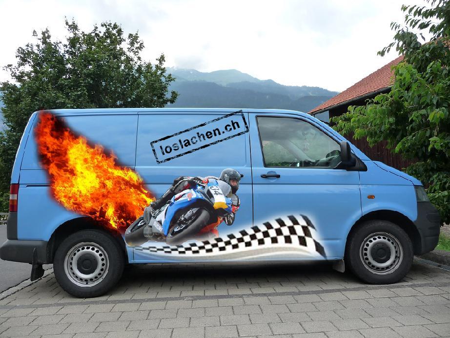 VW T5 Design-Wettbewerb