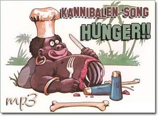 Fressen die Kannibalen