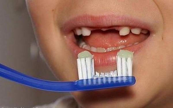 Die neue Zahnbürste