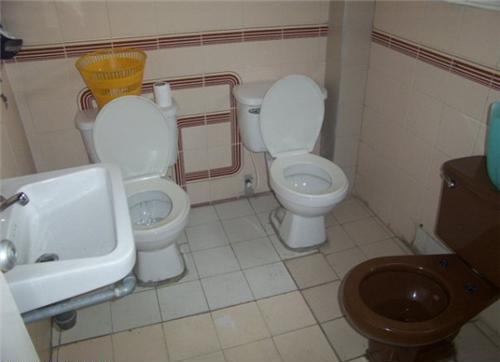 Gemeinschafts WC