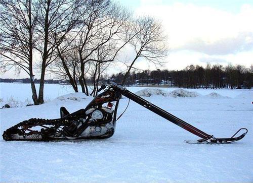 Die Winter-Harley