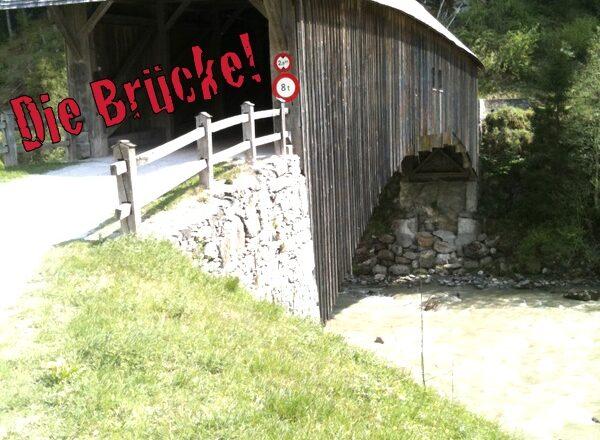 Die Brücke der Verzweiflung?