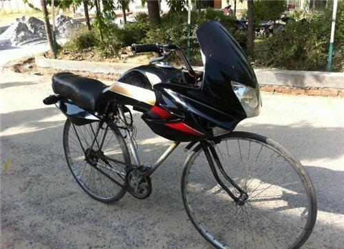 Das möchtegern Motorrad