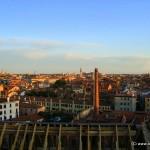 Über den Dächer Venedigs