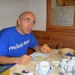 Frühstücken in Linz