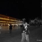 Verliebt auf der Piazza S.Marco