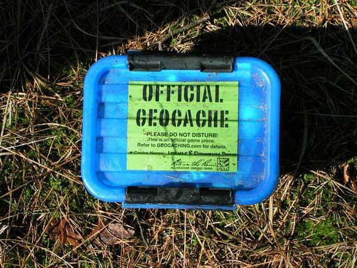 Geocaching was ist das?
