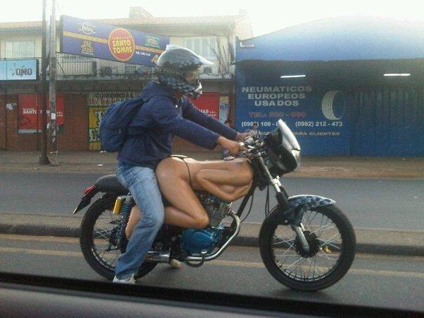 Der Benzintank!