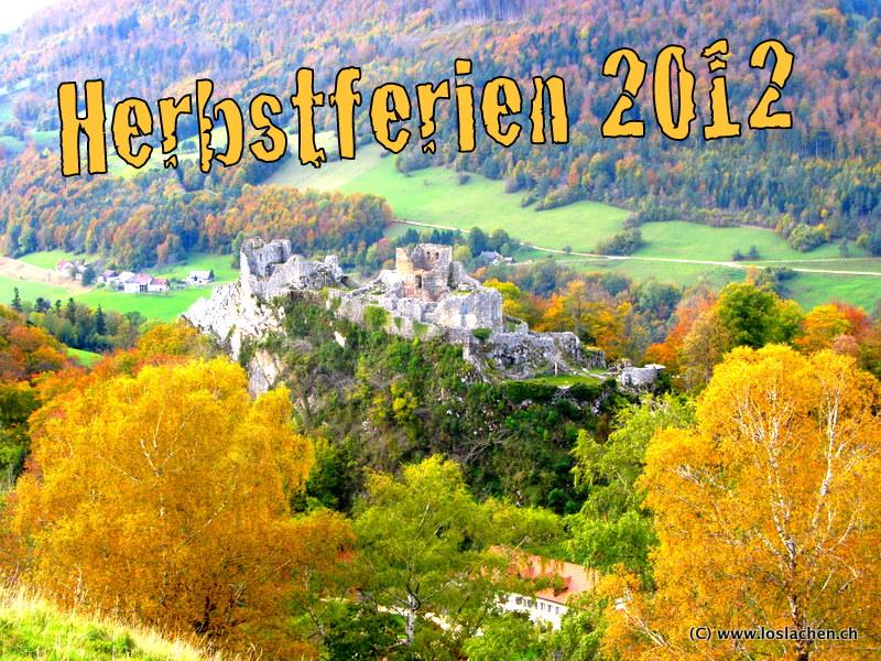 Geocache-Herbstferien 2012