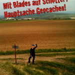 Silvia mit Blades