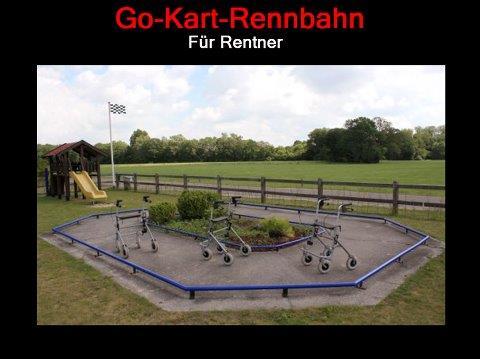 Go-Kart Rennbahn