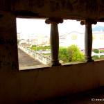 Lost Place Balkon