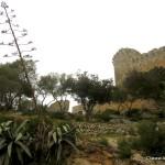 Der Castell über der Cova