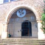 Geschlossener Eingang