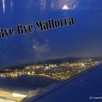 bye bye Mallorca