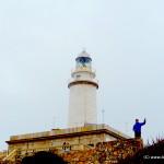 Cap Formentor mit Antonio