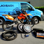 KTM 525 EXC Hard Enduro