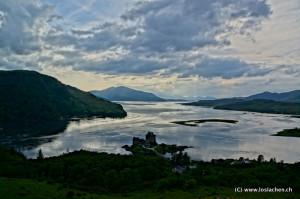 Schottland Highlander