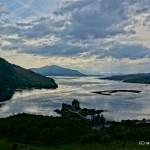 Aussicht auf Highlander's Home