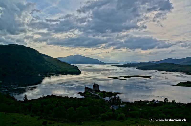 Ferien Schottland Sommer 2013