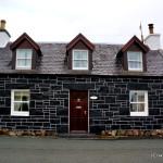 Schottland`s Haus