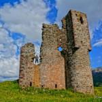Antonio auf dem Ardvreck Castle