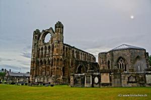 Die Ruine Elgin