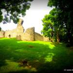 Burgruine Old Inverlochy Castle