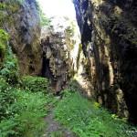 Eingang der Höhle Spar Cave
