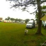 Toller Campinplatz in Inver
