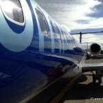 BMI Flugzeug